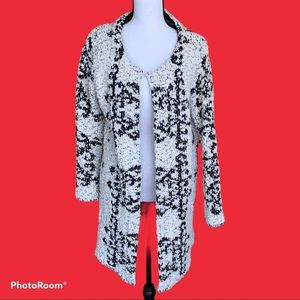 Solitaire open Cardigan Large